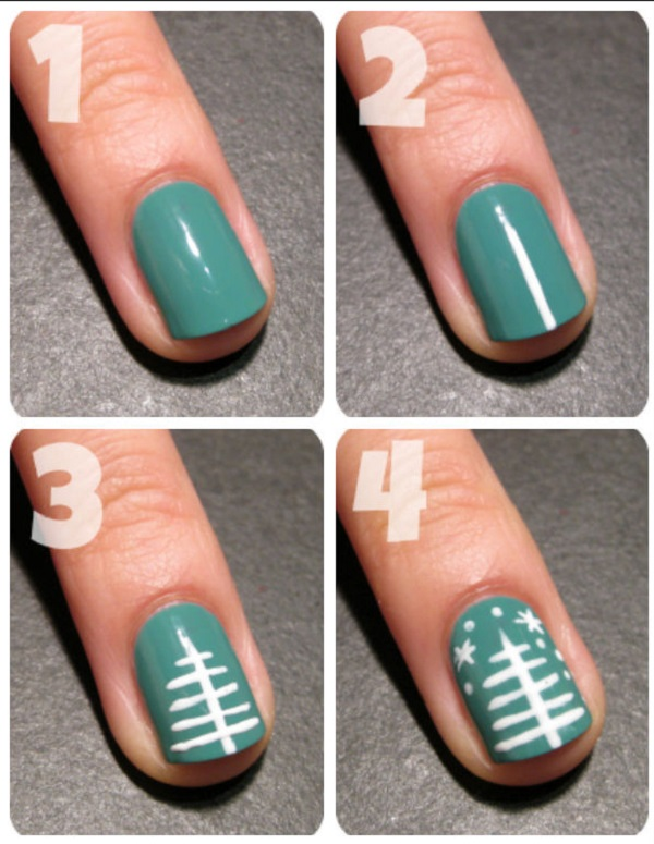 Nail Designs Step By Step