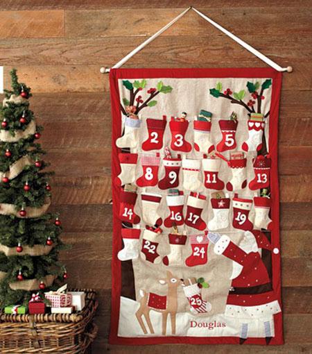Creative Diy Christmas Advent Calendar All About
