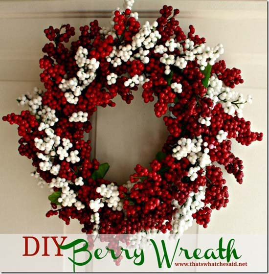 35 crafty diy christmas wreaths to make all about christmas Christmas wreaths to make