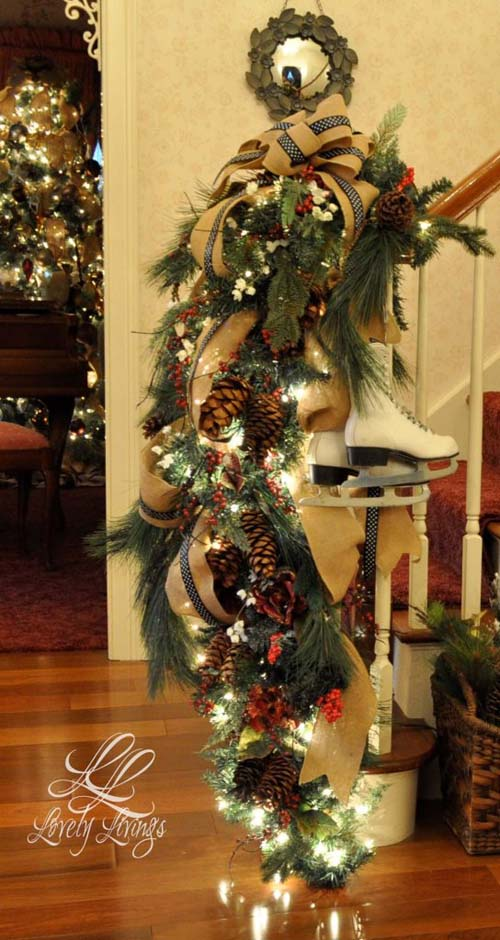 christmas-banister-decorations-20