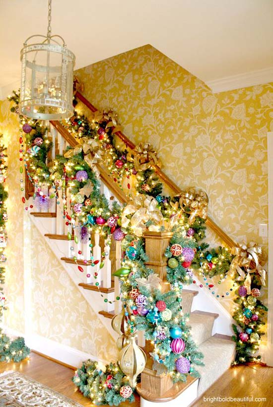 christmas-banister-decorations-21