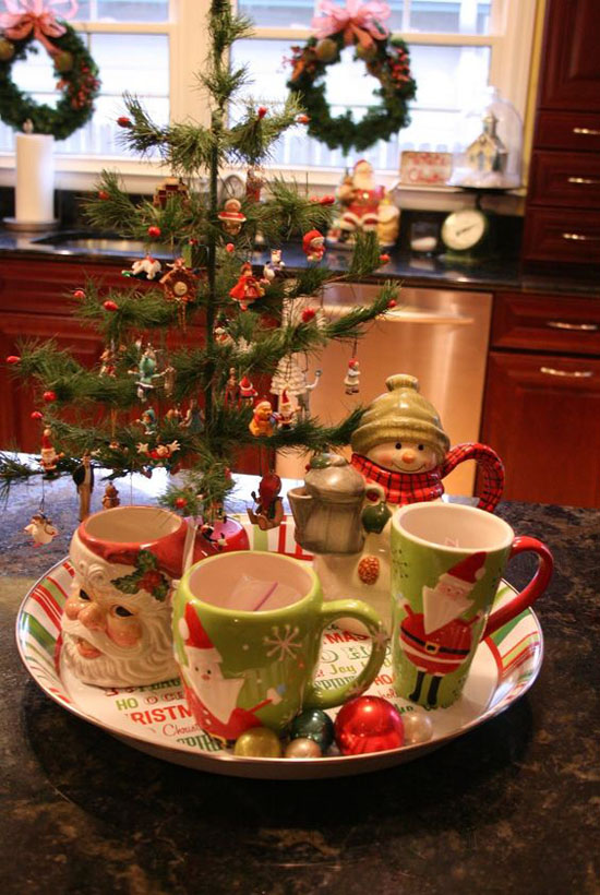 christmas decoration ideas for kitchen 30 stunning kitchen decorating ideas all 23307