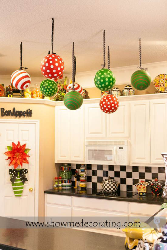 christmas kitchen decorations 15 - Christmas Kitchen Decor