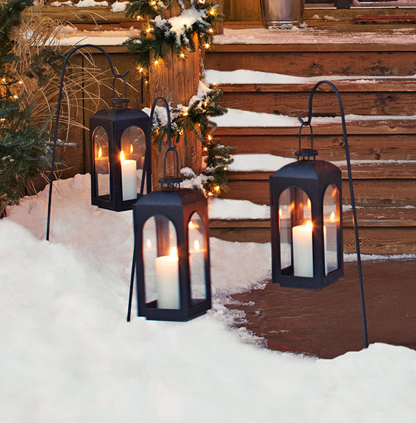 Stunning christmas lantern decorations ideas all about for Find christmas decorations
