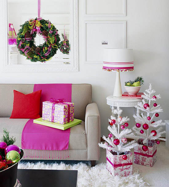 Contemporary Christmas Decorating Ideas most breathtaking christmas living room decorating ideas and