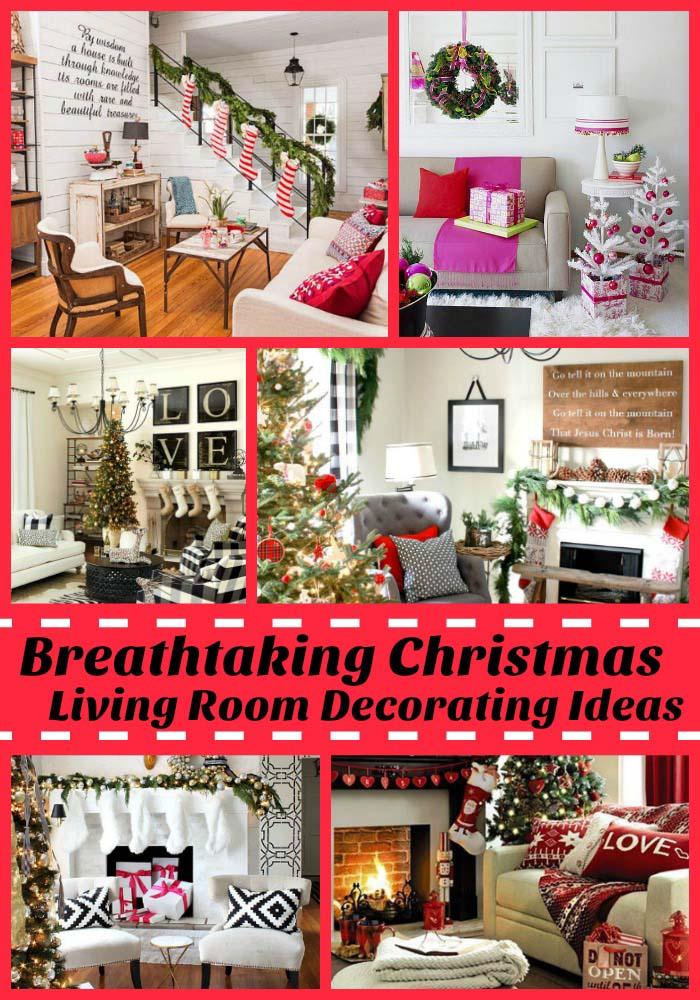 christmas-living-room-decorations-ideas