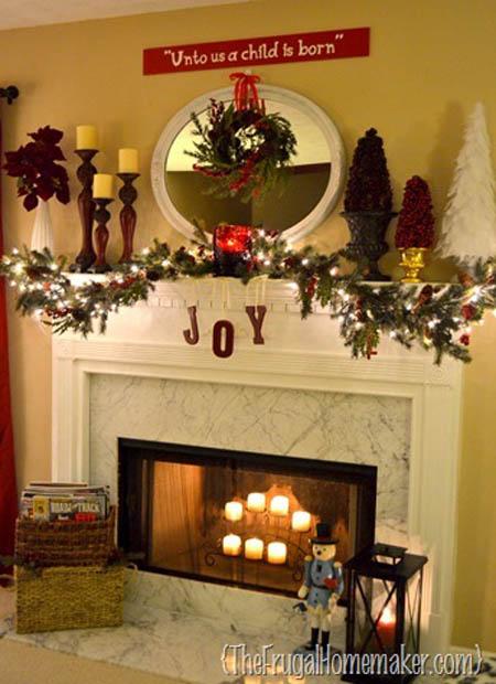 christmas-mantel-decorations-11