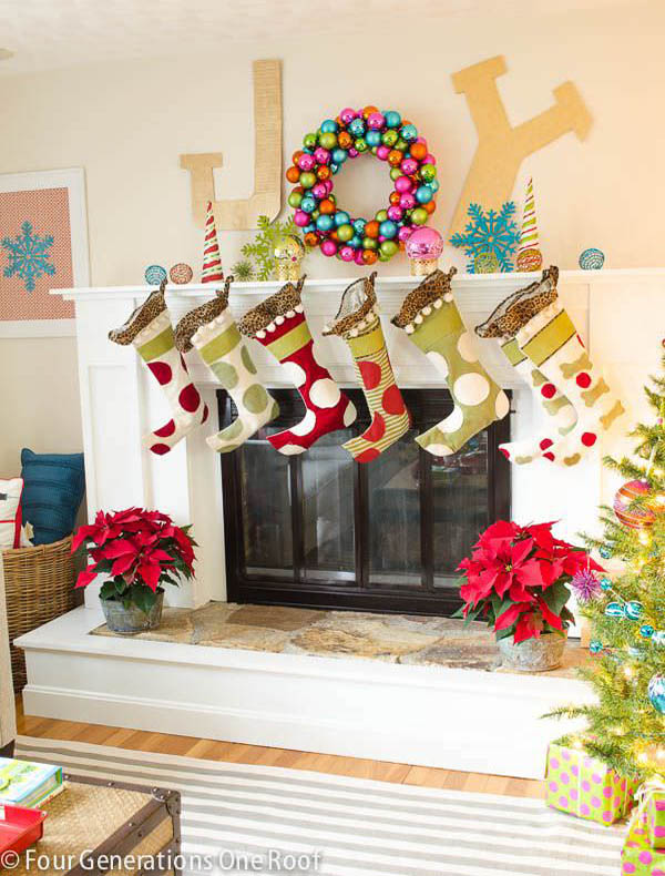 christmas-mantel-decorations-14