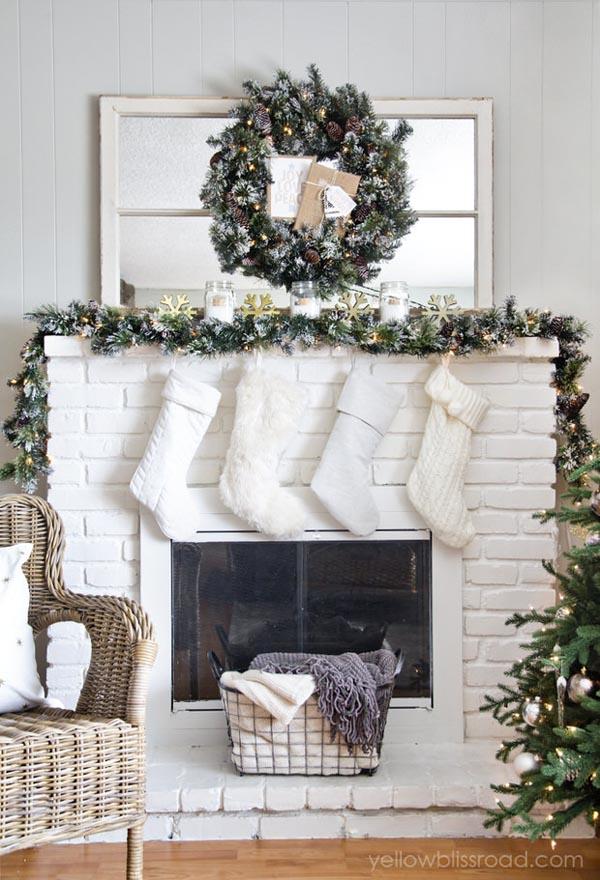 christmas-mantel-decorations-15