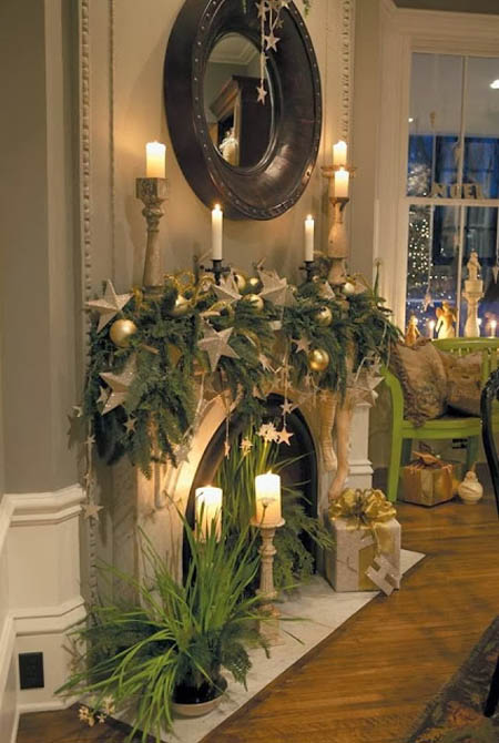 christmas-mantel-decorations-21
