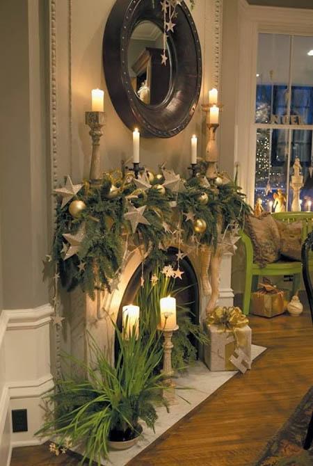 christmas-mantel-decorations-21