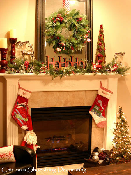 christmas-mantel-decorations-22
