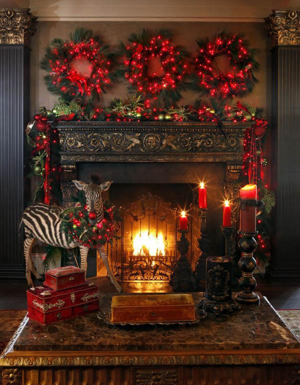 christmas-mantel-decorations-24