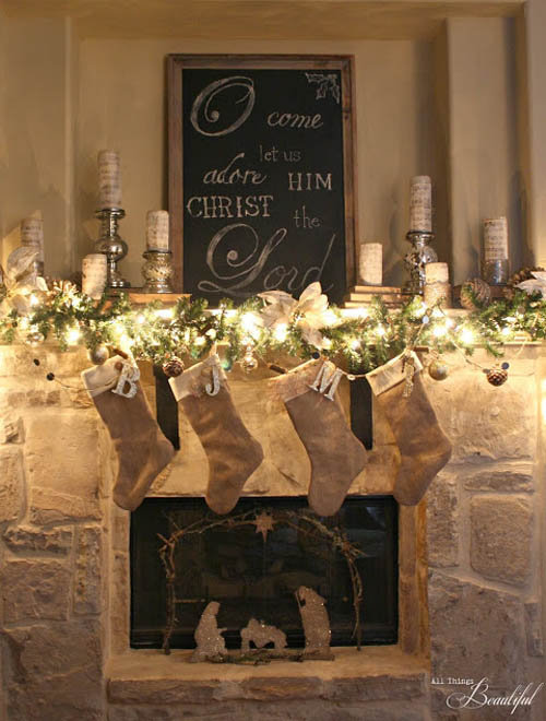 christmas-mantel-decorations-25