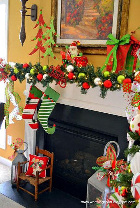 christmas-mantel-decorations-32