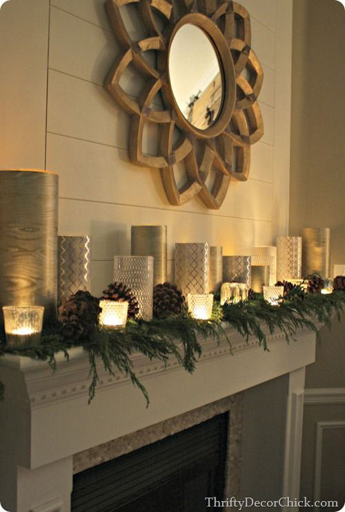 christmas-mantel-decorations-33