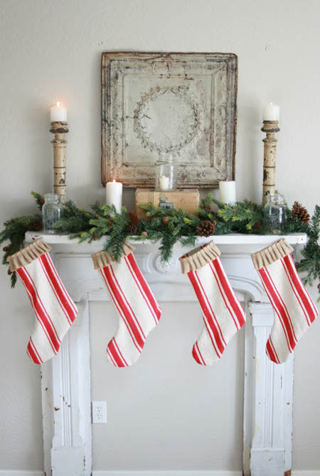 christmas-mantel-decorations-7