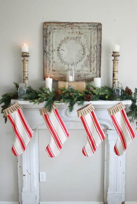 christmas-mantel-decorations-7