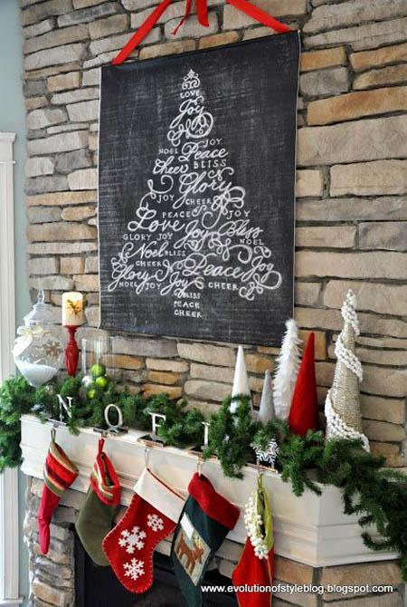 christmas-mantel-decorations-8