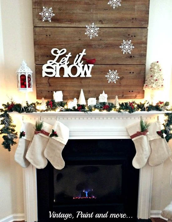 christmas-mantel-decorations-9
