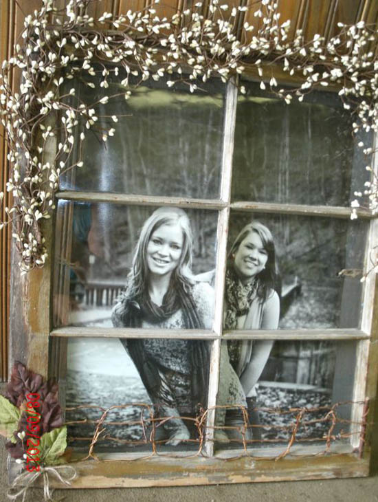 Ideas On Decorating Outside Windows For Christmas : Stunning christmas window decorations ideas all