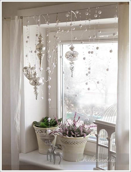 christmas window decoration ideas 30