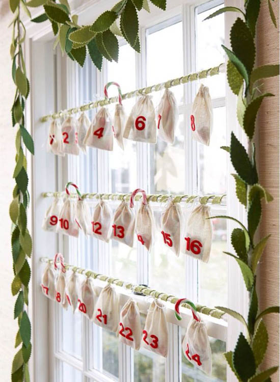 christmas window decoration ideas 39 - Christmas Window Decorations
