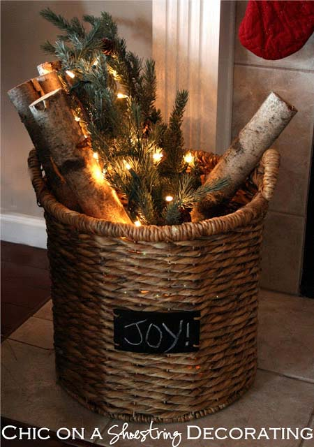 40+ Cozy and Elegant Country Christmas Decorating Ideas - All About ...