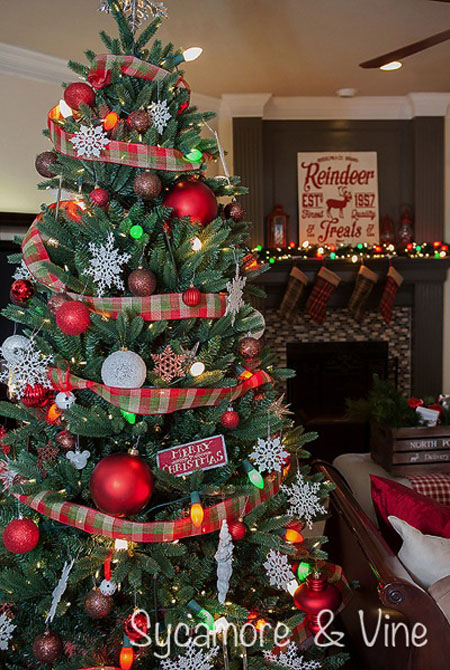 country christmas decorating ideas 6