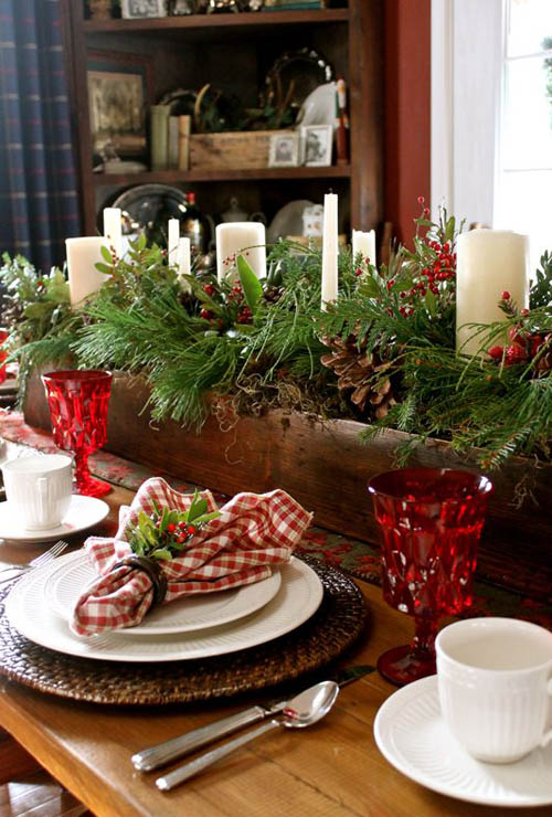 country christmas decorating ideas 8