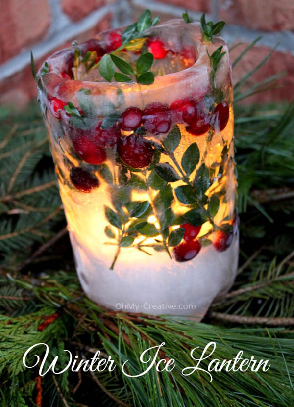 cranberry-christmas-decorations-2 - All About Christmas