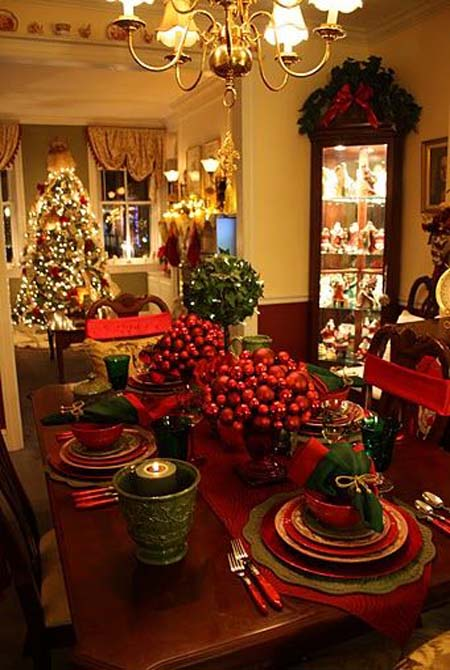 50+ Fabulous Indoor Christmas Decorating Ideas – All About ...