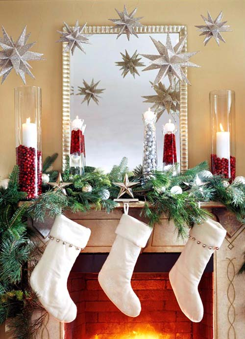 50 Fabulous Indoor Christmas Decorating Ideas All About