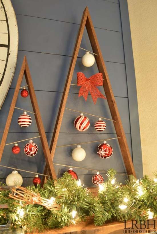 indoor christmas decorations ideas 41 - Christmas Decorations Indoor