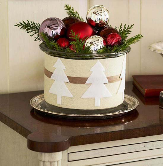 Indoor Christmas Decorations Ideas 5