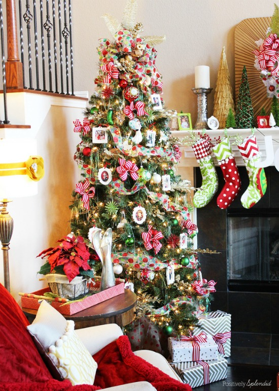most beautiful christmas trees 1 - Santa Trees