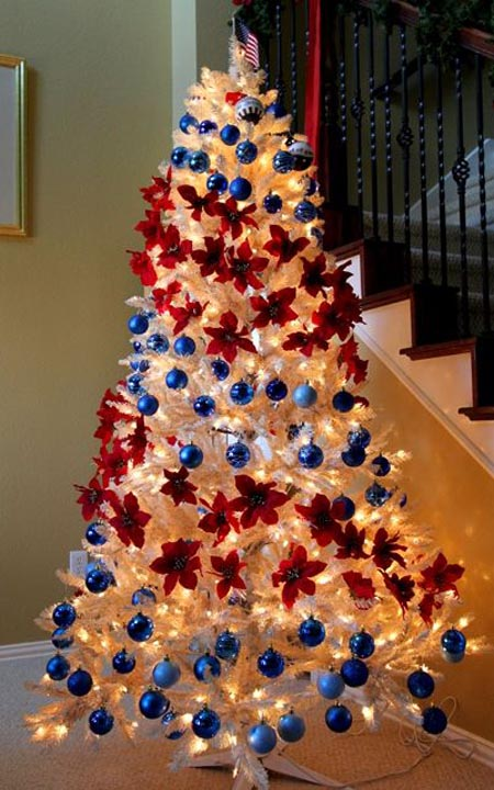 Most beautiful and creative christmas trees all about for American christmas decorations