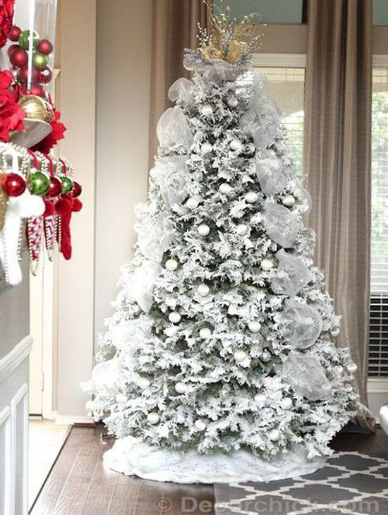 Most beautiful and creative christmas trees all about for Most beautiful christmas photos
