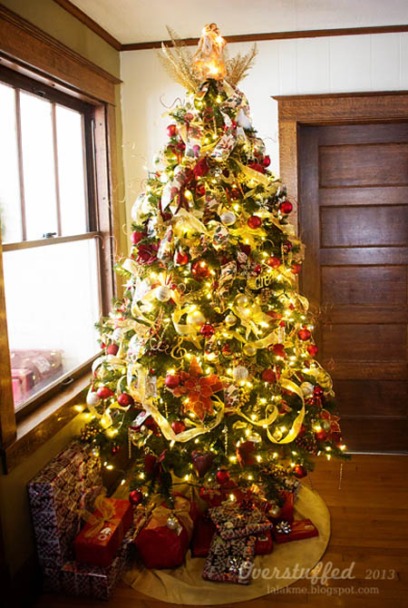 Most Beautiful and Creative Christmas Trees - All About Christmas