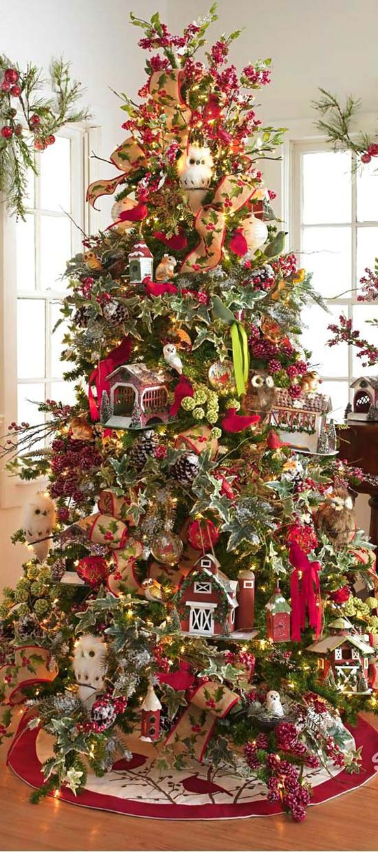 Most Beautiful and Creative Christmas Trees - All About ...