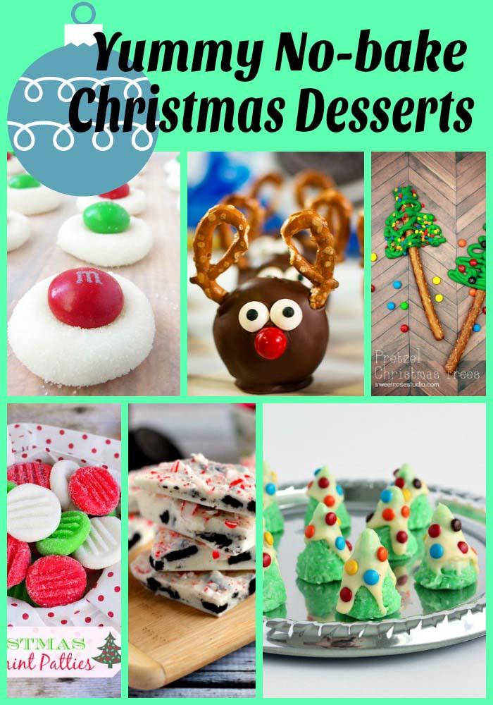 no-bake-christmas-desserts
