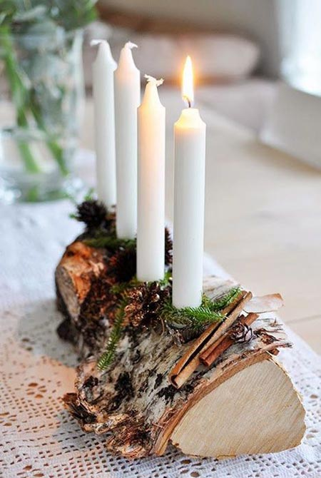 scandinavian christmas decorations 1