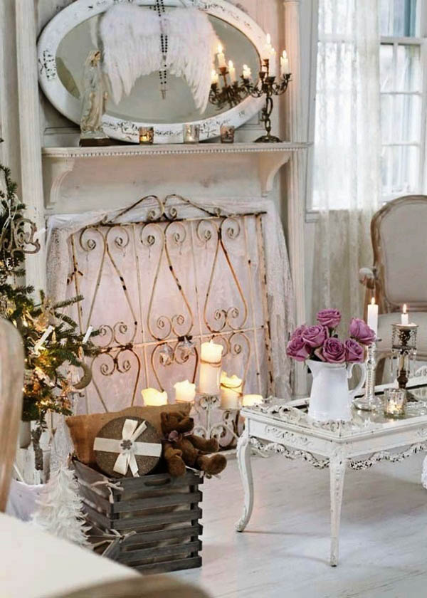 shabby-chic-christmas-decorations-23