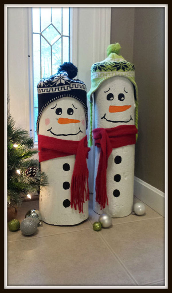 Snowman Christmas Decorations 14 All About Christmas