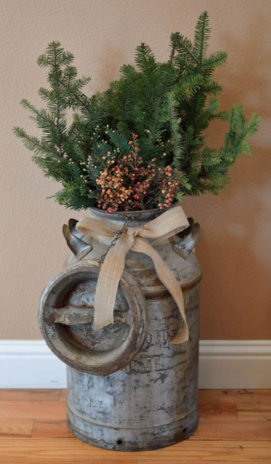 vintage christmas decorating ideas 11