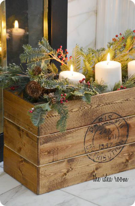 vintage-christmas-decorating-ideas-22