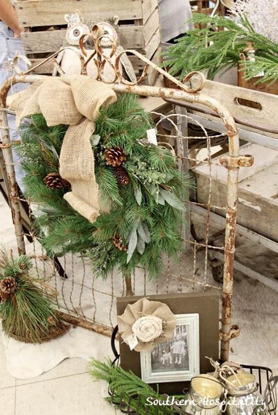 vintage-christmas-decorating-ideas-27