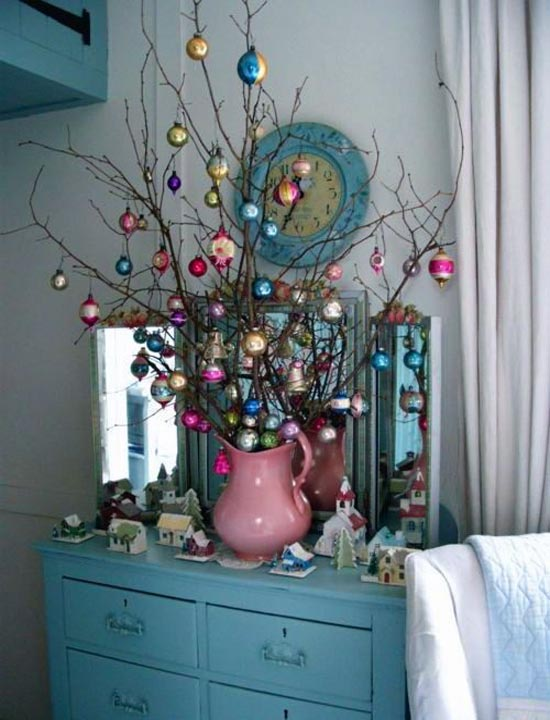 Vintage Christmas Decorating Ideas 8