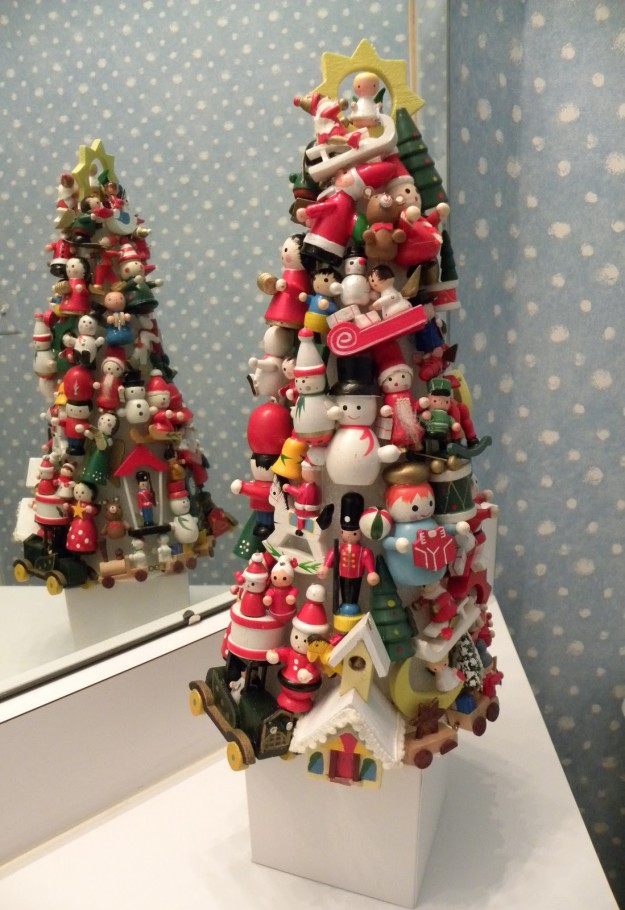 Christmas Tree Toys Decoration.40 Wooden Christmas Decorations All About Christmas