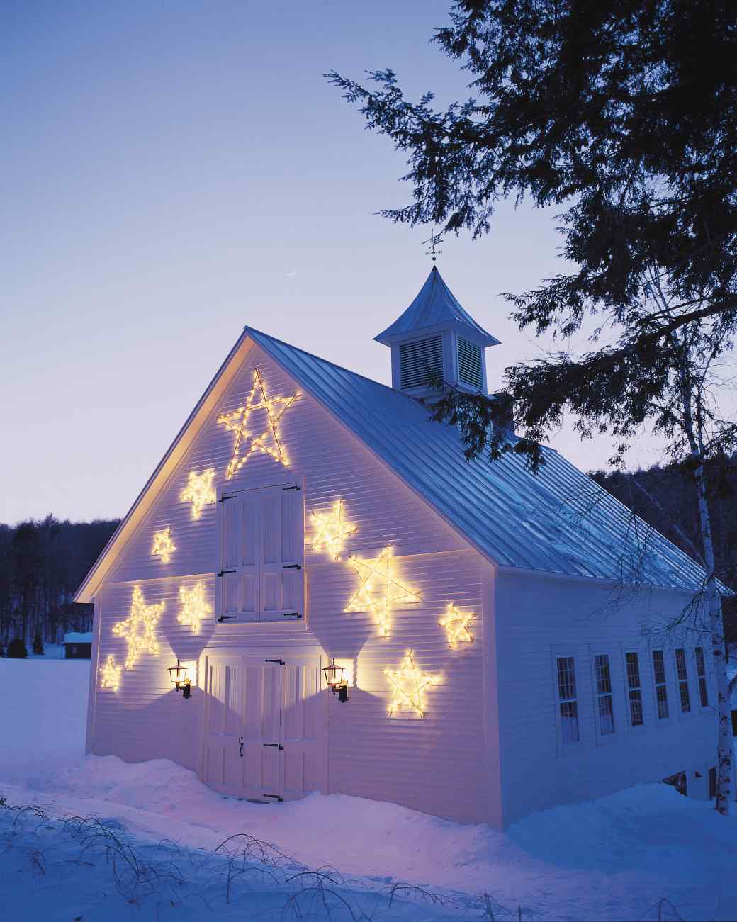 40 Outdoor Christmas Lights Decorating Ideas - All About Christmas